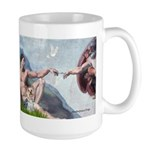 Creation/Yorkshire T Large Mug