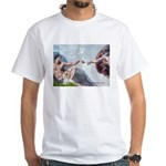 Creation/Yorkshire T White T-Shirt