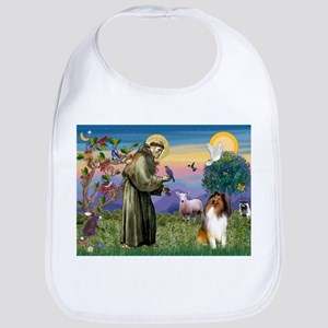 St Francis / Collie Bib