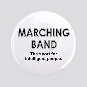 """Marching Band 3.5"""" Button"""