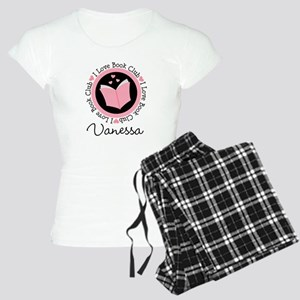 Personalized Book Club Gift Pajamas