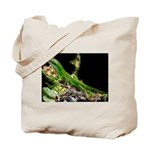 Anole at Night Tote Bag