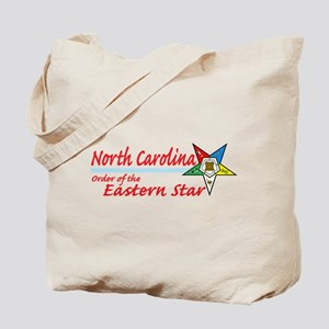 North Carolina Eastern Star Tote Bag