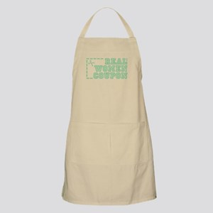 REAL WOMEN COUPON Light Apron