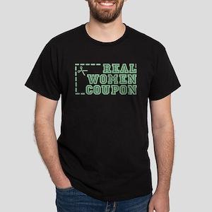 REAL WOMEN COUPON T-Shirt