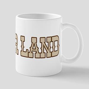 sugar land (western) Mug