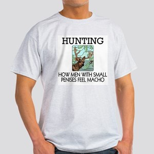 Hunting: How men... Light T-Shirt
