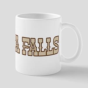 wichita falls (western) Mug