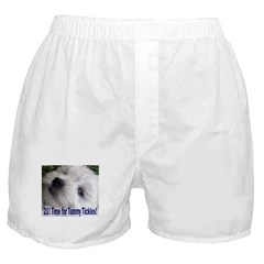 21st Birthday Gifts, Westie T Boxer Shorts