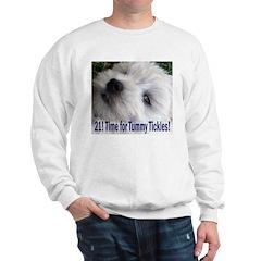 21st Birthday Gifts, Westie T Sweatshirt