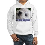 21st Birthday Gifts, Westie T Hooded Sweatshirt