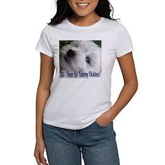 21st Birthday Gifts, Westie T Women's T-Shirt