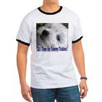 21st Birthday Gifts, Westie T Ringer T