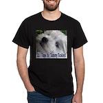 21st Birthday Gifts, Westie T Dark T-Shirt