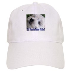 21st Birthday Gifts, Westie T Baseball Cap