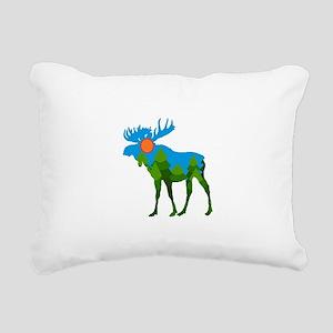 FOREST Rectangular Canvas Pillow