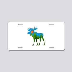 FOREST Aluminum License Plate