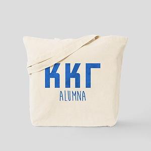 Kappa Kappa Gamma Alumna Tote Bag