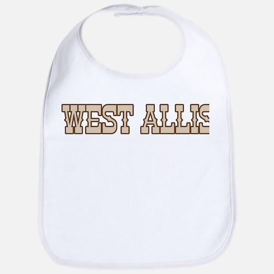 west allis (western) Bib