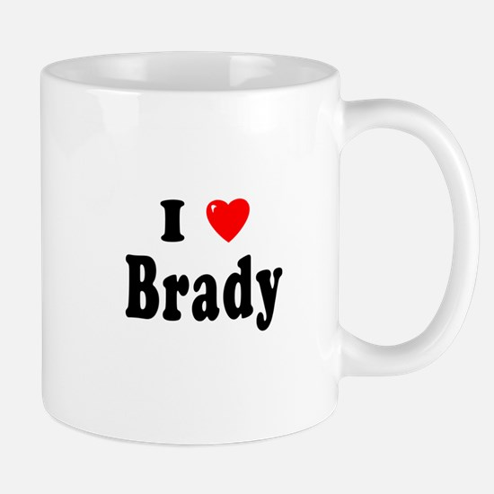 BRADY Mug