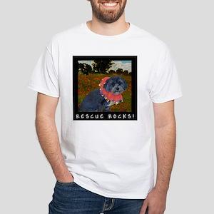 Amigo White T-Shirt