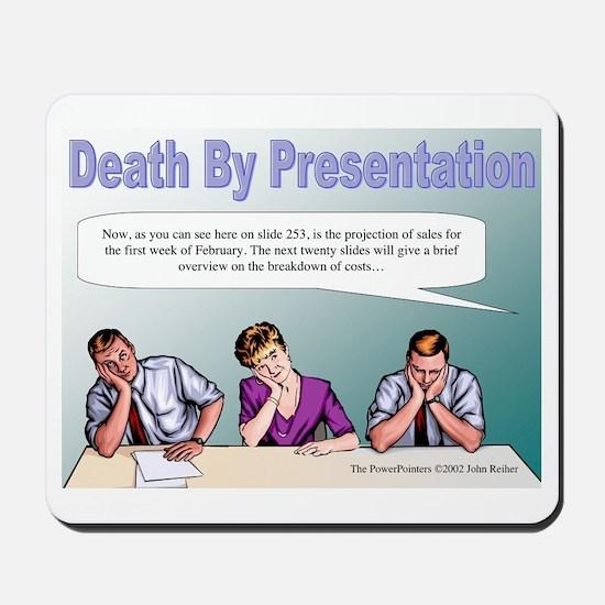 Cute Presentation Mousepad