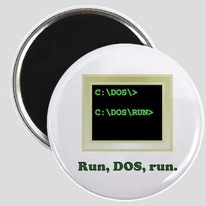 Run, DOS, Run Magnet
