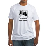 *NEW DESIGN* What's Your Room Number? Fitted T-Shi