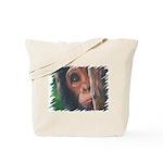 """Shy"" Tote Bag"