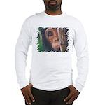 """Shy"" Long Sleeve T-Shirt"