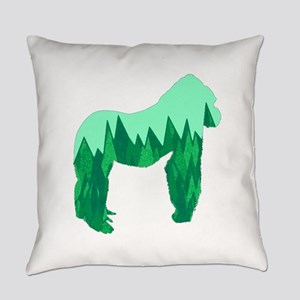 GORILLA Everyday Pillow