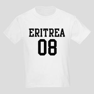 Eritrea 08 Kids Light T-Shirt