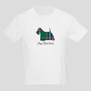 Terrier-MacFarlane hunting Kids Light T-Shirt