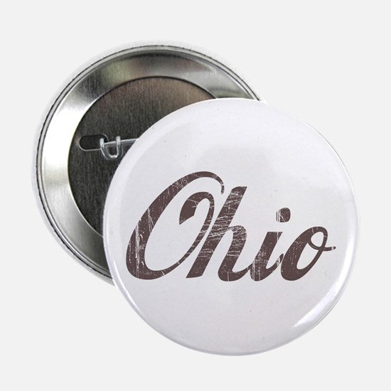 Vintage Ohio Button
