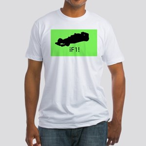 iF1! Fitted T-Shirt