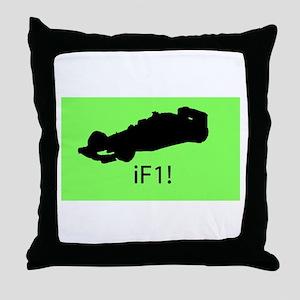 iF1! Throw Pillow