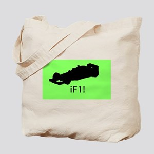 iF1! Tote Bag