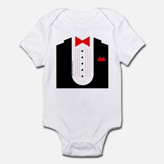 Tux Tee Infant Creeper