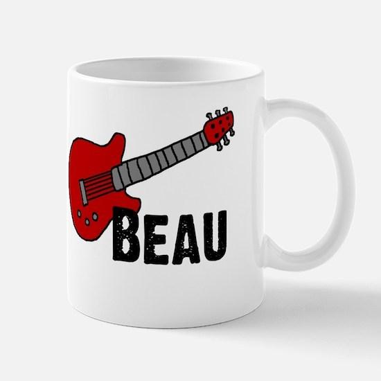 Guitar - Beau Mug