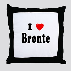 BRONTE Throw Pillow