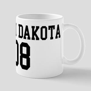 North Dakota 08 Mug