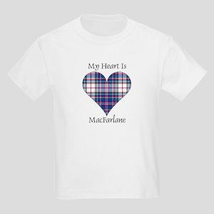 Heart-MacFarlane dress Kids Light T-Shirt