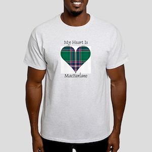 Heart-MacFarlane hunting Light T-Shirt