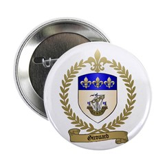 GIROUARD Family Crest Button