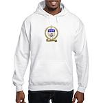 GIROUARD Family Crest Hooded Sweatshirt
