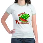 Watermelon Jr. Ringer T-Shirt