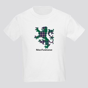 Lion-MacFarlane hunting Kids Light T-Shirt