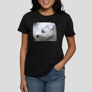 Westie Women's Dark T-Shirt