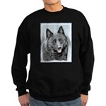 Schipperke Sweatshirt (dark)