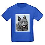 Schipperke Kids Dark T-Shirt